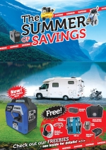 Summer Flyer cover